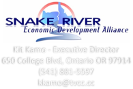 Snake<br />River<br />Economic<br />Development